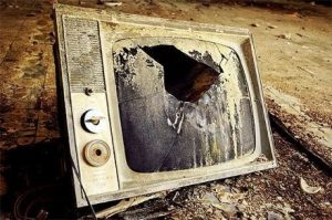 не болеть от телевизора